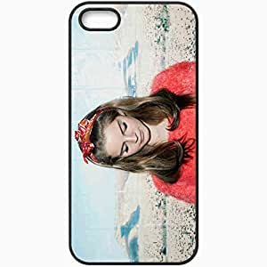Personalized For SamSung Note 3 Phone Case Cover Skin Lana Del Rey Haircut Look Hair Light Black