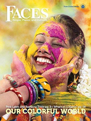 Magazines : Faces Magazine