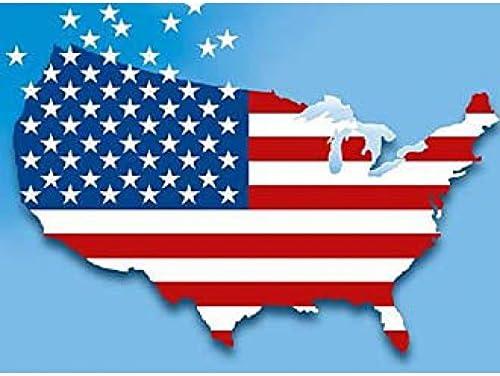 Alle 51 Us Bundesstaaten Flaggen Im Set Usa Flagge Amazon De