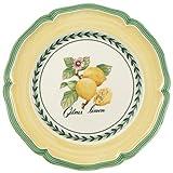 Villeroy & Boch French Garden Valence Salad Plate, Lemon