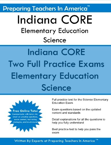 Download Indiana CORE Elementary Education Science: Elementary Education Generalist - Science pdf epub