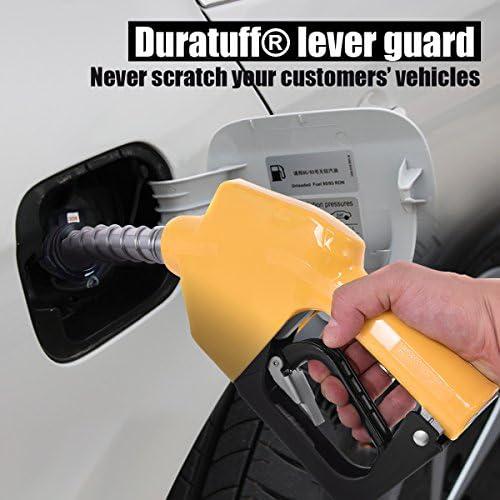 3//4 45 LPM Automatic Fuel Nozzle 1pc Aluminum Automatic Shut Off Fuelling Nozzle Fuel Diesel Oil Dispensing Tool