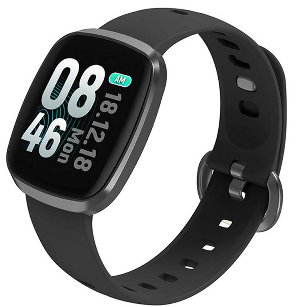 Fitness Watch, Activity Tracker Pedometer with Pedometer Sleep Monitor 14 Motion Tracking Ip67 Waterproof Pedometer for Android iOS Phones-C by YANGYA