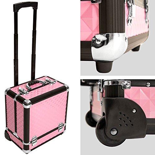 maletin con ruedas para maquillaje