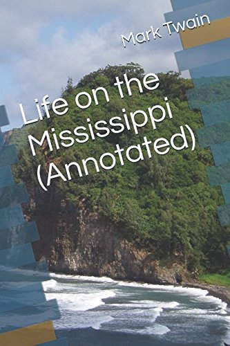 Book cover for Life on the Mississippi