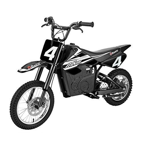 Black Dirt Bike - 2