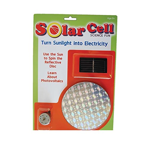 Tedco Toys Kids' Solar Science Kit by TEDCO