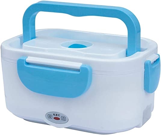 Lonchera eléctrica/Caja térmica Alimentos/cajas de almuerzo con aislamiento milton/Contenedor de comida con aislamiento eléctrico calefactable de arroz/cocina multifuncional caja con aislam: Amazon.es: Hogar