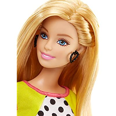 Barbie Fashionistas Doll 13 Dolled Up Dots - Original: Toys & Games