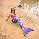 Fin Fun Wear Resistance Mermaid Tail, Reinforced