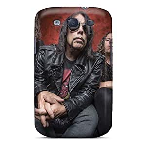 Durable Hard Cell-phone Cases For Samsung Galaxy S3 (lDG12155FSpW) Unique Design Fashion Avenged Sevenfold Skin