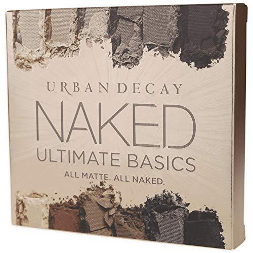 Naked Ultimate Basics (Best Basic Eyeshadow Palette)
