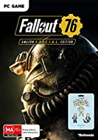 Fallout 76: S.*.*.C.*.*.L. Edition (Exclusive to Amazon AU) (PC)