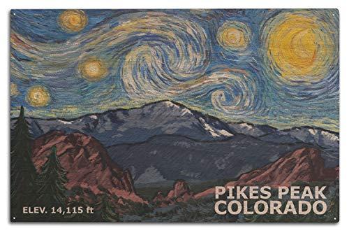 pikes peak sign - 4