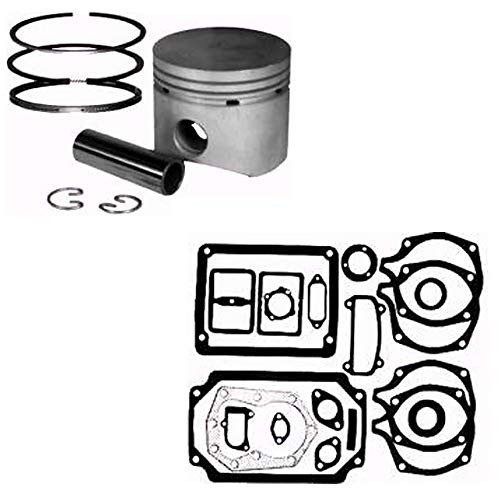 Amazon Com 1 Engine Rebuild Kit For Kohler 12 Hp Model K 301