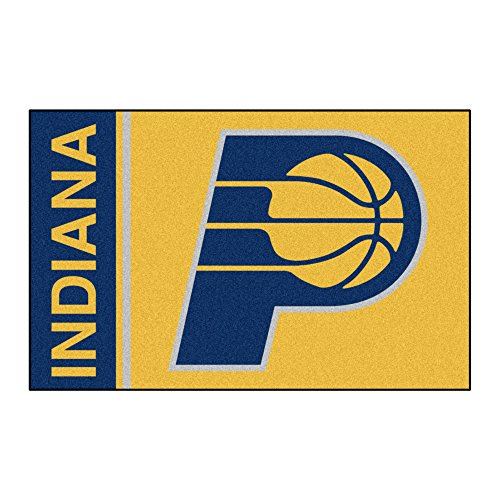 FANMATS 17913 NBA Indiana Pacers Uniform Inspired Starter Rug (Starter Nba)
