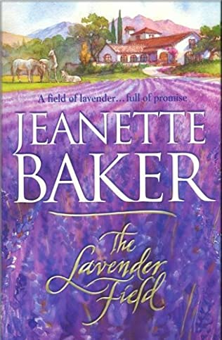 book cover of The Lavender Field