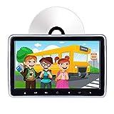 Car Headrest Slot-in DVD Player Monitor,10.1 Inch HD 1024 x 600 HDMI USB