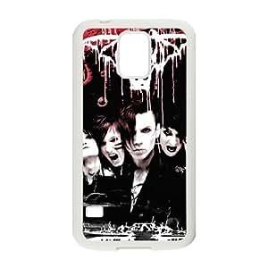 Black Veil Brides BVB For Samsung Galaxy S5 I9600 Csae phone Case DR979339