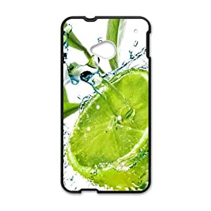 Lemon Htc One M7 Cell Phone Case Black GYK23877
