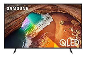 Samsung 55 Inch Flat Smart 4K QLED TV- 55Q60RA-Series 6, (2019)