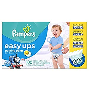 Ratings and reviews for Pampers Easy Up 2T-3T (sz 4), 100 ct (Old Version)