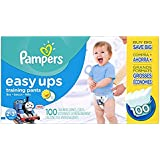 Pampers Easy Up 2T-3T (sz 4), 100 ct (Old Version)