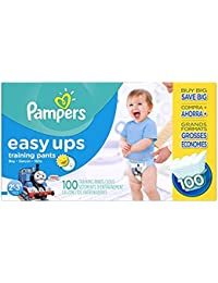 Easy Ups Training Pants Pull On Disposable Diapers for Boys