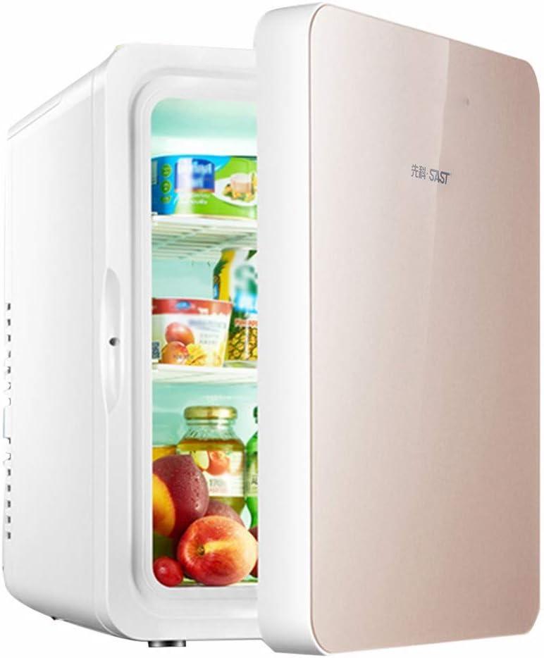 XJWN Congelador Coche portatil Frigorífico 10L electrica ...