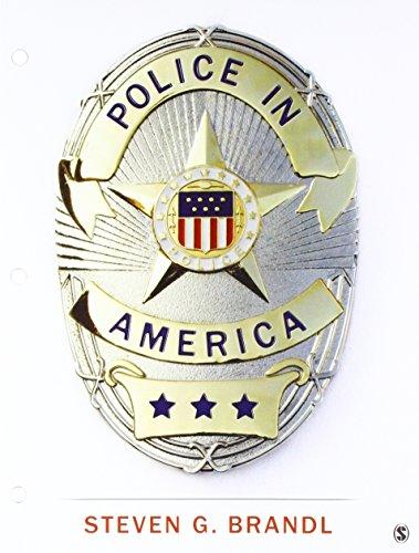 BUNDLE: Brandl, Police in America Loose-Leaf + Brandl, Police in America Interactive eBook