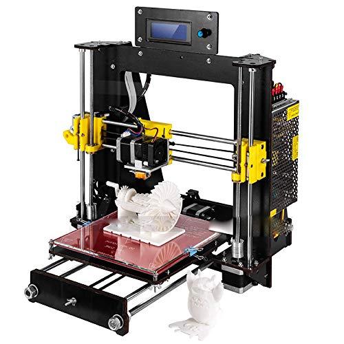 ZZWBOX Impresora 3D de Escritorio, Kit de Bricolaje, Impresora de ...