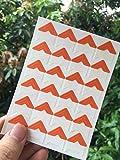 Lavenz Cartoon Cute Photo Corner Stickers For DIY Baby Photo Album or Scrapbook Album 24pcs/sheet, 50sheets/Lot