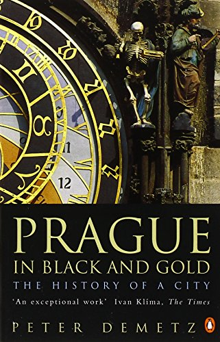 Vienna Gold Leaf - Prague in Black and Gold: The History of a City