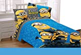 Despicable Me Twin Size Sheet Set ( Minions)