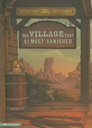 book cover of The Village That Almost Vanished