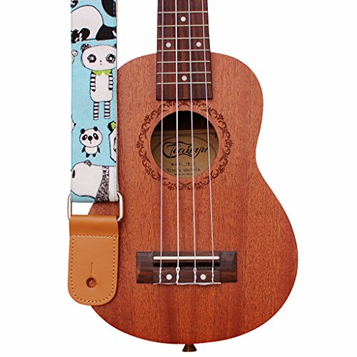 Top 10 best ukulele strap with pandas