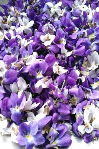 Violet Flower Journal (Flower Journals)