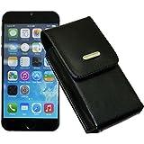 """Étui vertical pour iPhone 6/6s (4.7 """") étui carquois de protection vertical en cuir case étui de protection avec une boucle sur l'arrière"""