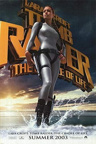 Lara Croft Tomb Raider The Cradle Of Life Authentic Original