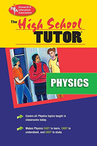 High School Physics Tutor from Brand: Research n Education Association