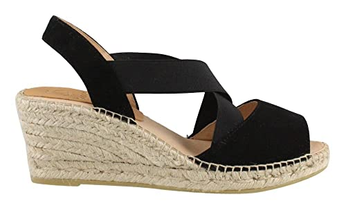 De Cuna es Ania Kanna NegroAmazon Sandalias Mujer Negro 39 Zapatos CtsQdxrh