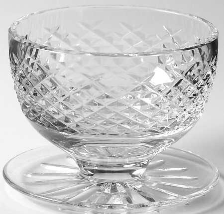 ウォーターフォード ALANA デザートグラス〈カットステム〉 [並行輸入品] B00C8JRAZ4
