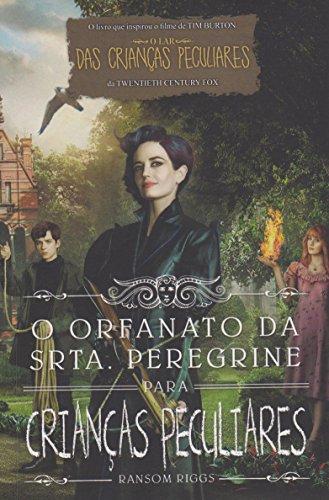O Orfanato da Srta. Peregrine Para Crianças Peculiares (Capa Filme)