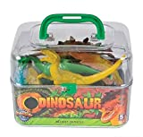 #10: Adventure Planet Dinosaur Set with Carrying Case, 20-Piece
