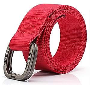 Men's Canvas Belt