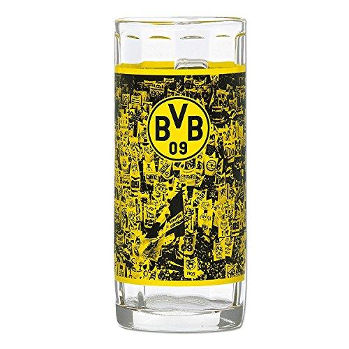 Official BORUSSIA DORTMUND pint glass tankard BVB