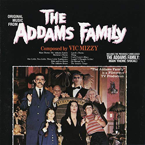 Main Theme: The Addams Family (Vocal Version)