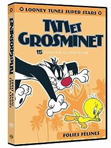 """Afficher """"Looney Toons Super Stars : Titi et Grosminet"""""""