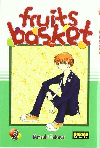Fruits Basket 3 (Spanish Edition)