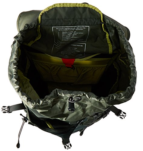 Osprey Packs Aether AG 60 Men's Backpacking Backpack, Adirondack Green, Medium